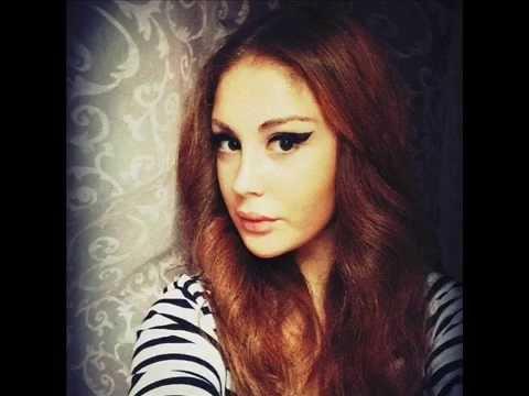 рыжая фото девушка
