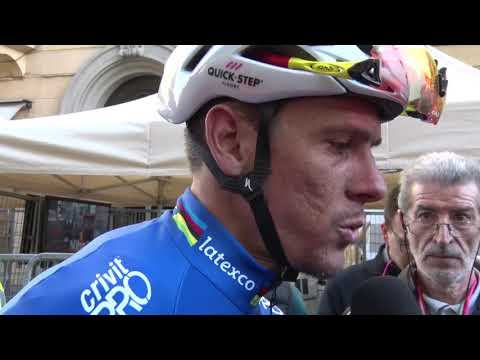 Philippe Gilbert - intervista post-gara -  Milano-Sanremo 2018