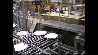 металлическая бочка 200 л.(Грайф - лидирующая компания международного уровня по производству стальных бочек. В России производства..., 2013-01-15T06:08:30.000Z)