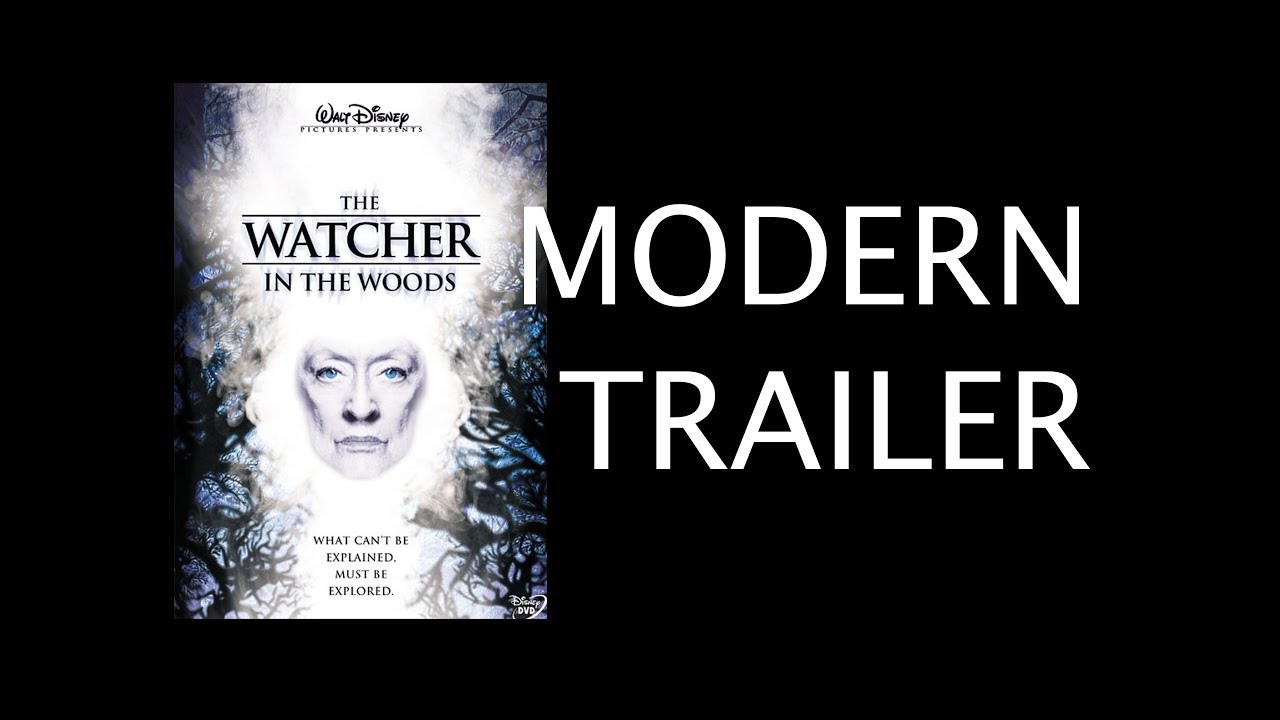 The Watcher in the Woods (Modern Trailer)