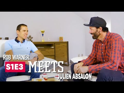 Training & Ripping Trail w/ XC Mountain Biker Julien Absalon : Rob Meets Ep 3