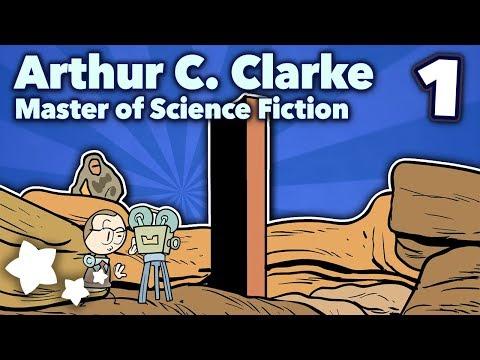 Arthur C. Clarke - Master of Science Fiction - Extra Sci Fi - #1