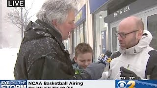 Kid Goes Out In Blizzard To Get Hand Lotion  | What's Trending Now