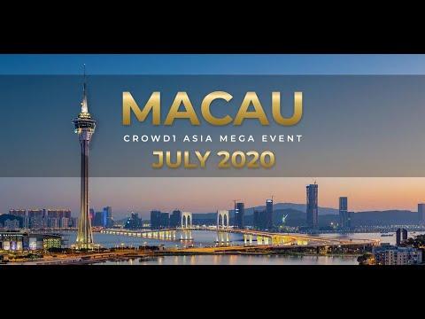 CROWD1 GLOBAL- Sự kiện ASIAN MACAU THÁNG 07-2020