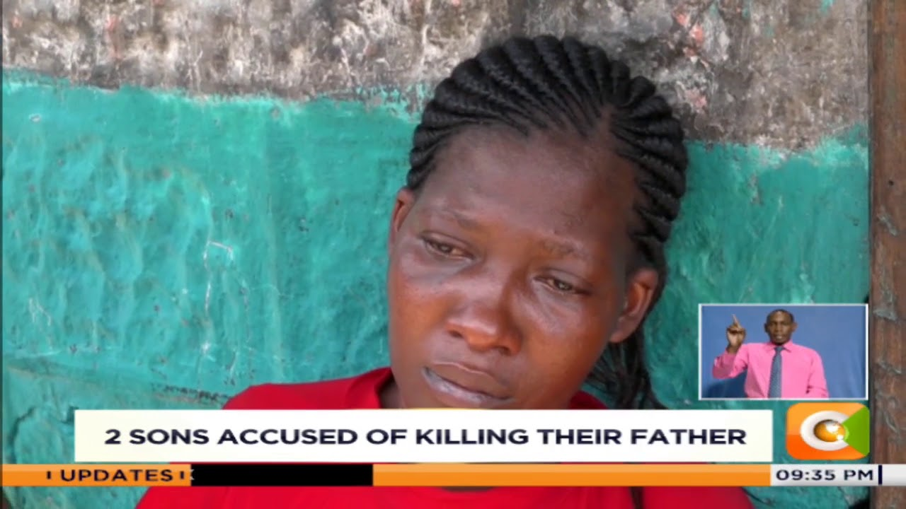 Download Father killed for beating wife