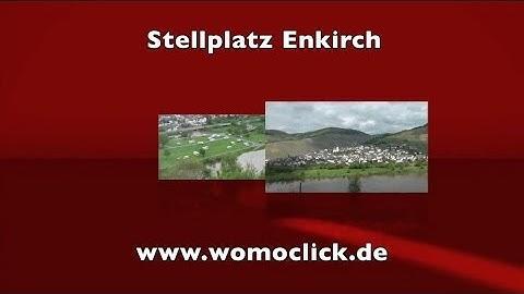 Wohnmobil - Stellplatz Enkirch (Mosel) / womoclick.de