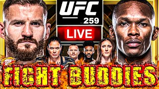 🔴 UFC 259: Blachowicz vs Adesanya + Nunes vs Anderson LIVE Fight Reaction!