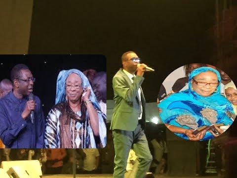 Concert de Youssou Ndour du jamais vu à Mbour — Sama Yaye