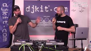 Numark Scratch - Exclusive In Depth Review & Demo w/ Product Specialist Matt Reay! #TheRatCave