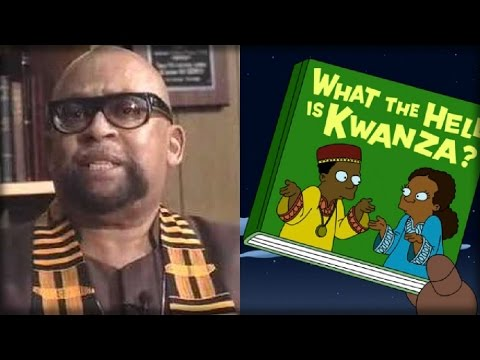 KWANZAA EXPOSED AS MARXIST HOLIDAY FOUNDED BY BLACK NATIONALIST WHO TORTURED NAKED WOMEN