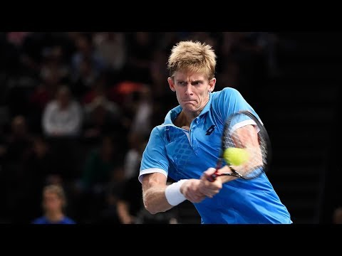 Kevin Anderson Talks to Tennis Now
