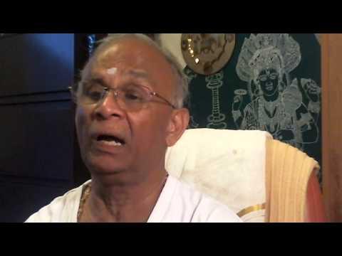 kAli maheswari parvati shankari sharanam me tava charanayugam - VK Raman