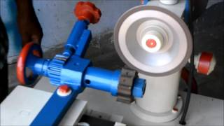 Bamboo Cutter Grinding Machine by Dhanjal Mechanical Works Pvt. Ltd. Kolkata