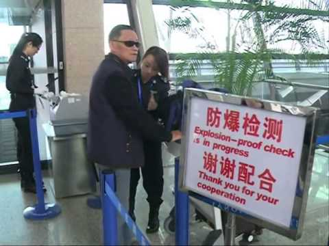 Shanghai airport security upgraded for Asian Summit
