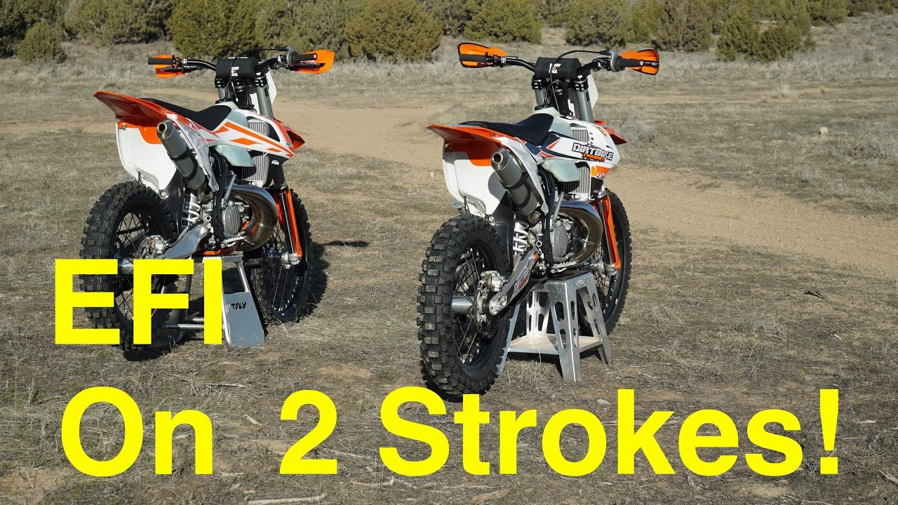 2018 ktm two stroke fuel injection. Exellent Injection EFI On 2018 KTM 2 Strokes Fuel Injection Is HERE In 2018  Episode 227 On Ktm Two Stroke Fuel Injection