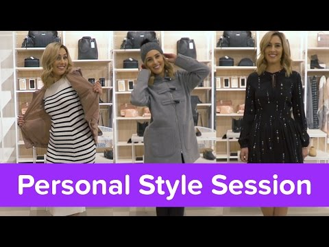 Personal Style Session with Styled By Jade