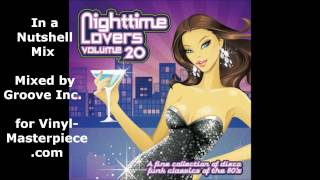 DiscoFunk - Nighttime Lovers Vol. 20 - In a Nutshell Mix - Mixed by Groove Inc.
