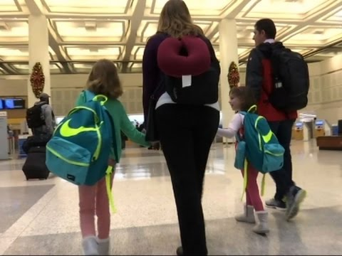 TX Passengers Brace for Holiday Travel Stress