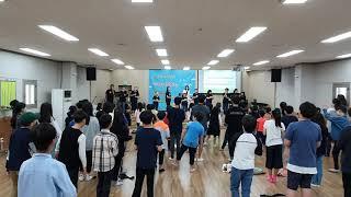 새가나안교회 유초등부 주일 예배 찬양 및 설교(2019…