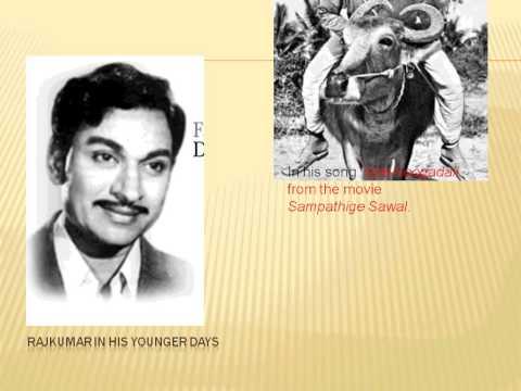 DR RAJKUMAR LIFE AND WORK