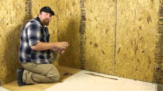 How to Level the Floor for Carpet Installation : Carpet Installation & Repairs