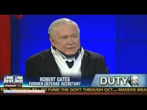 Bob Gates: Obama Was Suspicious Of Military's Motives