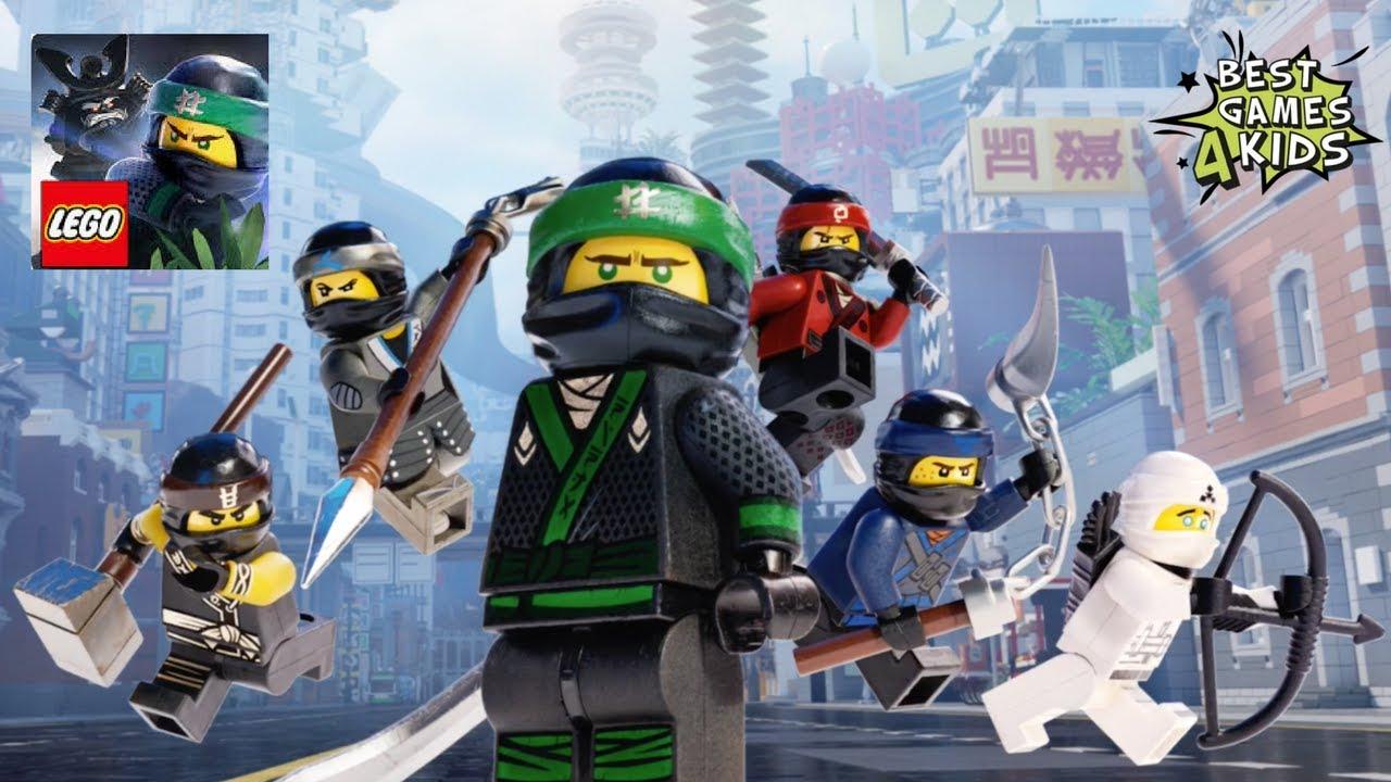 The Lego Ninjago Movie Ninjago Wu Cru New Update By Lego