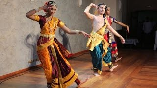 Kuchipudi- Indian Classical Dance - Ganesh Kauthuvam