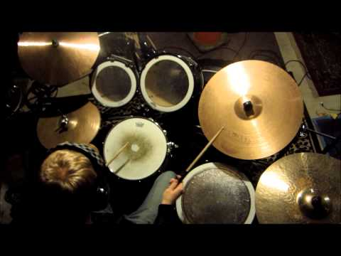 Never Know-Jack Johnson DRUM COVER