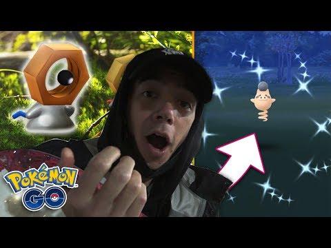 I CAUGHT A SHINY! NEW SHINY MELTAN IS HERE! POKÉMON LET'S GO MYSTERY BOX EVENT! thumbnail