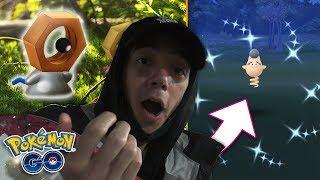 I Caught A Shiny! New Shiny Meltan Is Here! PokÉmon Let's Go Mystery Box Event!