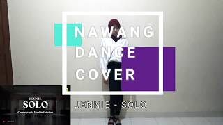 JENNIE - 'SOLO' [DANCE COVER CONTEST] by Sinangling Esthi