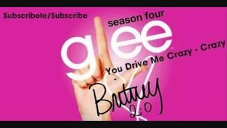 """Glee 4x02 """"You Drive Me Crazy - Crazy"""""""