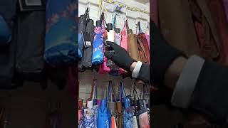 Видео Зонты оптом от 100 сом к 8 марта рынок Дордой