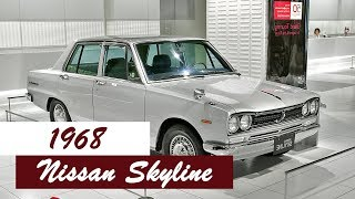 CAR Music: Nissan Skyline 1968 | CarsRevolution