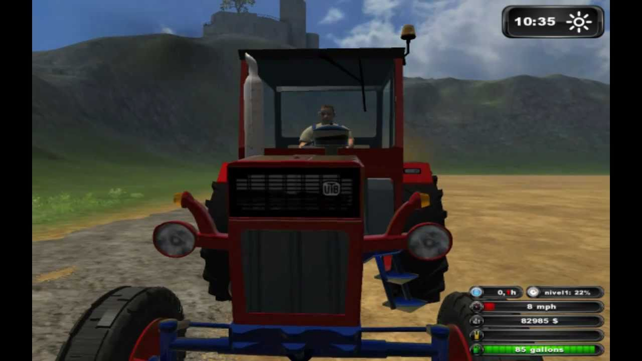 Моды к игре Farming Simulator 2011