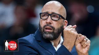 Stephen A. calls out Knicks brass for throwing David Fizdale under the bus | Stephen A. Smith Show