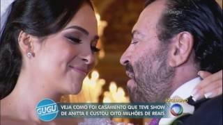 Veja os números impressionantes do casamento que custou R$ 8 milhões