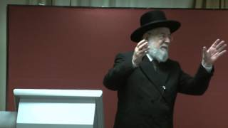 זכרון השואה ומשמעותו לדורנו | הרב ישראל מאיר לאו