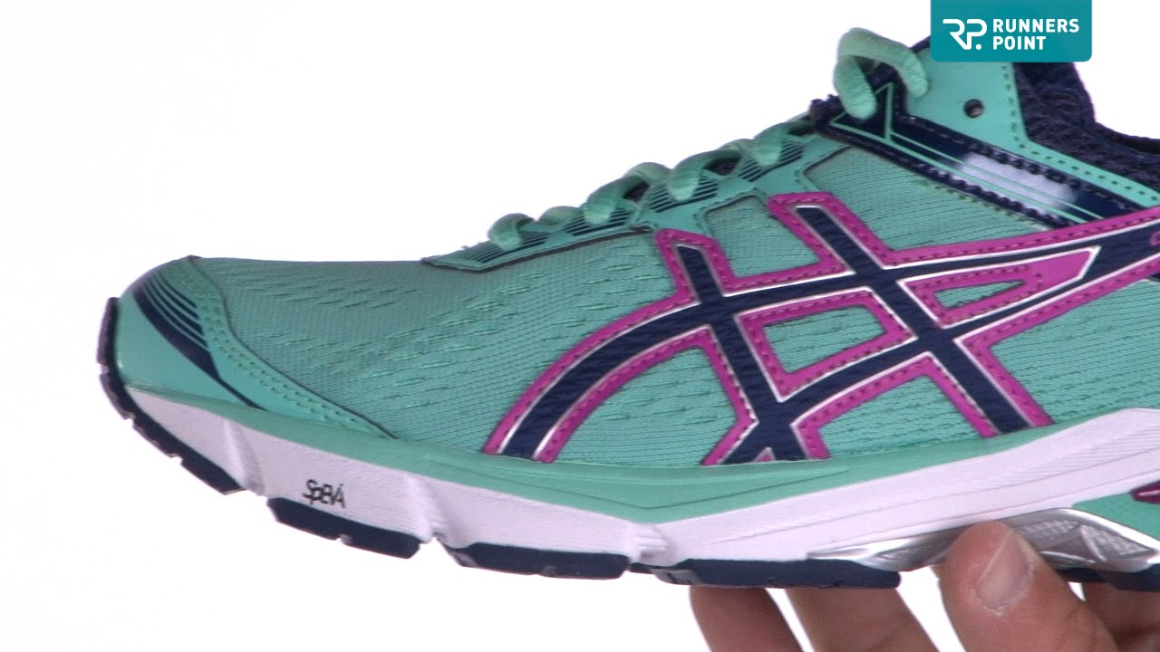 asics gt 1000 damen test