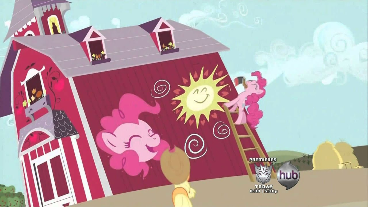 My Little Pony Smile Song 1080 P HD - YouTube