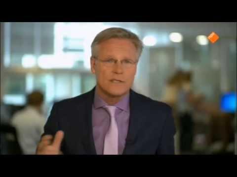 Brandpunt-presentator Fons de Poel neemt het op voor top ABN AMRO