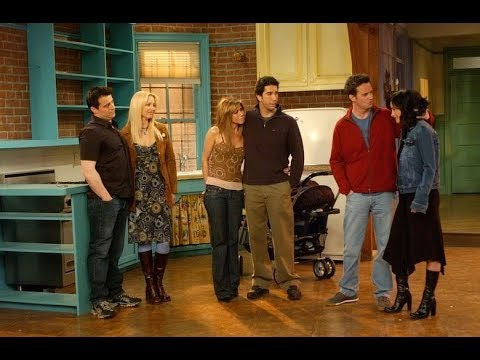 Friends Season 10 Episode 17-18: The Last One Deleted Scenes
