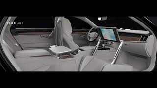 Best Cars:  Volvo S90 EXCELLENCE (2017) Interior & Exterior Design