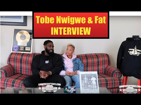 Tobe Nwigwe & Fat Talks To Cory Mo about Music, Marriage, & his Transition From Football to Artist.