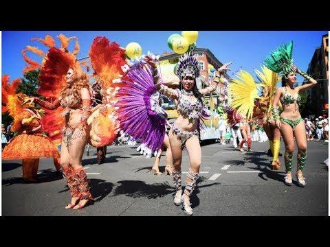 Karneval der Kulturen 2018: So bunt feiert Berlin