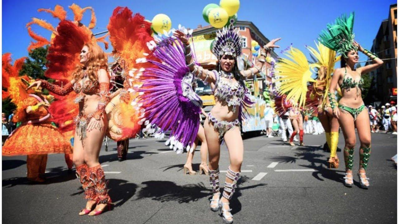 Bildergebnis für Karneval der Kulturen in Berlin