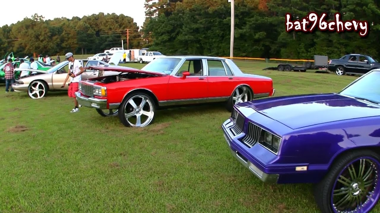 Cutlass on Asanti 24's, Box Chevy & Bubble on Forgiato 26's ...