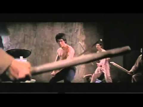 Bruce Lee Enter The Dragon (Fight Scene)