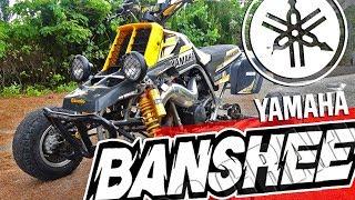 YAMAHA BANSHEE 350cc · 2T Racing